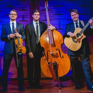 Glen Aubrey Chamber Music Trio | International Strings