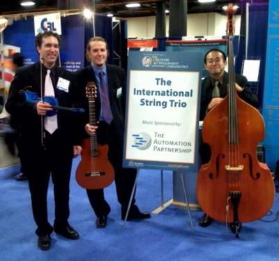 International Strings | New York, NY | String Quartet | Photo #15