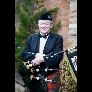 Waterbury Bagpiper | Kevin 'amazing' Grace