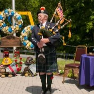 Harriman, NY Celtic Bagpiper | Kevin 'amazing' Grace