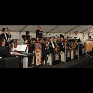 Crockett Jazz Orchestra | Different Hats Dance Orchestra 7,11 Or 18 Piece(s)