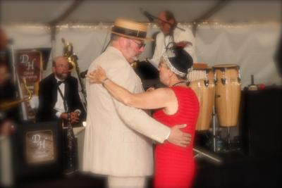 Different Hats Dance Orchestra 7,11 Or 18 Piece(s) | Cincinnati, OH | Big Band | Photo #3