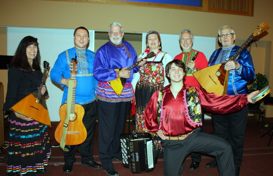 Barvinok Ensemble - Acoustic Band - Grand Rapids, MI