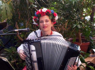 Bayanina accordion entertainment | Grand Rapids, MI | Accordion | Photo #11