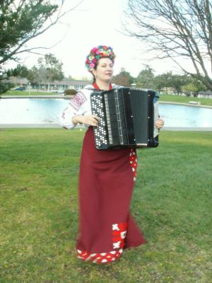 Bayanina accordion entertainment | Grand Rapids, MI | Accordion | Photo #4