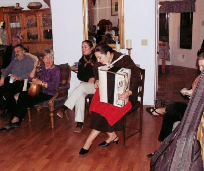 Bayanina accordion entertainment | Grand Rapids, MI | Accordion | Photo #19