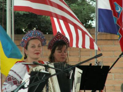 Bayanina accordion entertainment | Grand Rapids, MI | Accordion | Photo #20
