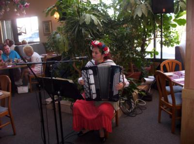 Bayanina accordion entertainment | Grand Rapids, MI | Accordion | Photo #12
