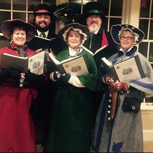 Mansfield, MA A Cappella Group | Merry Christmas Carolers of Jazz Up Your Party!!
