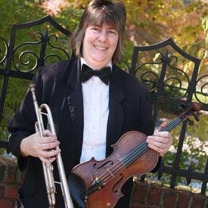 Waterbury Trumpet Player | Marie Stack