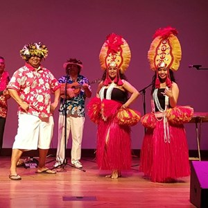 Fairfield, CA Hawaiian Dancer | Hawaiian Drums of Tahiti Revue