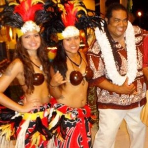 Modesto Hawaiian Dancer | Hawaiian Drums of Tahiti Revue