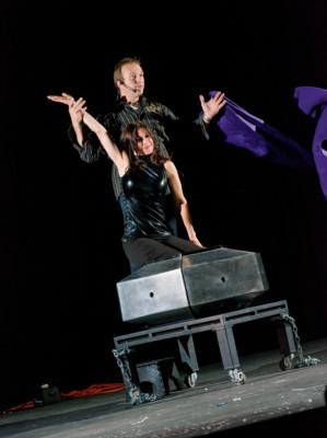 Edward Stone | Toronto, ON | Illusionist | Photo #4