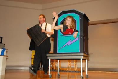 Keith West Gig Masters Top Magician 2012 | Des Moines, IA | Magician | Photo #16