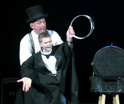 Keith West Gig Masters Top Magician 2012 | Des Moines, IA | Magician | Photo #2