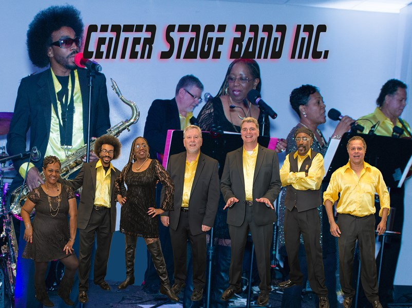 Center Stage Band Inc. - Cover Band - Richmond, VA