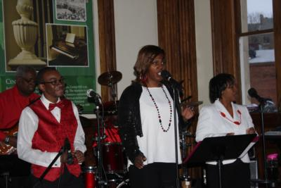 Center Stage Band Inc. | Richmond, VA | Cover Band | Photo #4