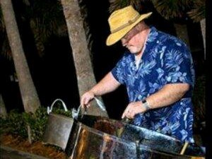 Steve McDowell  - Steel Drum Band - Livermore, CA