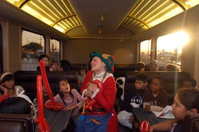 Ladybug The Clown And Captain Leslie's Science | Pasadena, CA | Clown | Photo #2