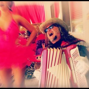 Botielus the Squeezebox Hero - Accordion Player - Las Vegas, NV