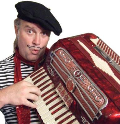 Botielus The Squeezebox Hero | Las Vegas, NV | Accordion | Photo #3