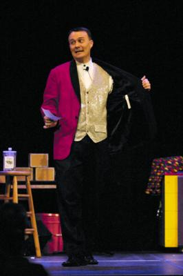 Cody Fisher | Austin, TX | Magician | Photo #6