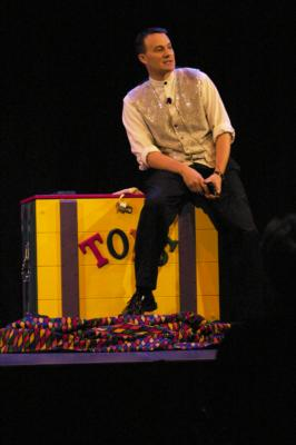 Cody Fisher | Austin, TX | Magician | Photo #7