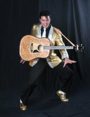 Travis Allen #1 Young Elvis In Las Vegas | Las Vegas, NV | Elvis Impersonator | Photo #9