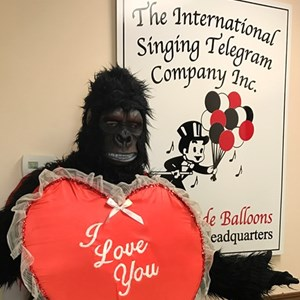 Ottawa Costumed Character | The International Singing Telegram Company