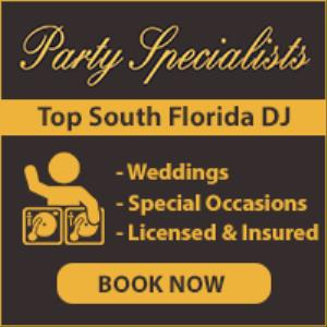 Plantation Party DJ | Party Specialists, Inc.