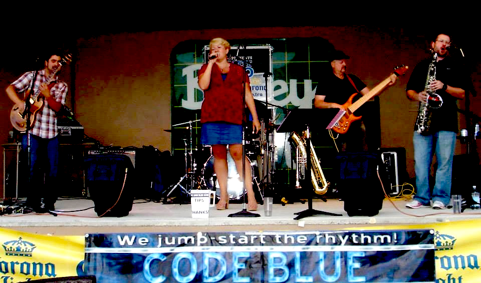 The Code Blue Band - R&B Band - Columbus, OH