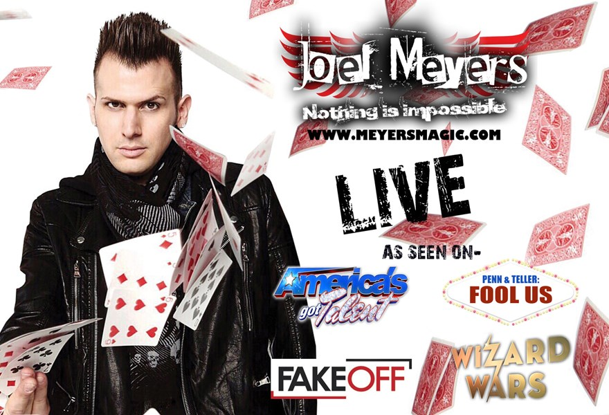 Joel Meyers • Magician/Illusionist/Entertainer - Illusionist - Saint Louis, MO