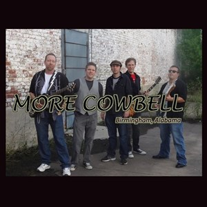 Talladega 80s Band | More Cowbell
