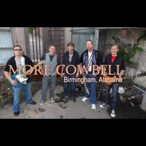 Talladega Wedding Band | More Cowbell
