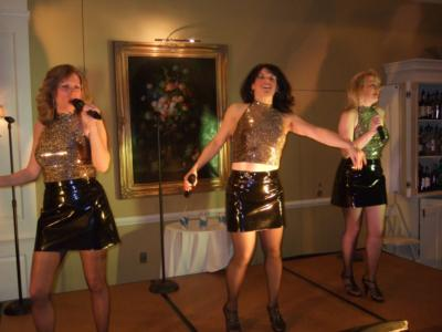 The Glamour Girls | Wethersfield, CT | Dance Band | Photo #3