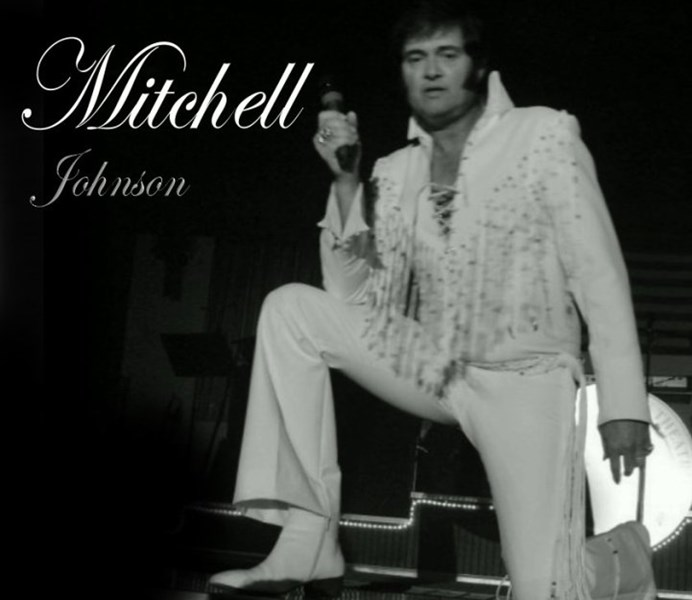 Mitchell Johnson - Elvis Impersonator - Vardaman, MS