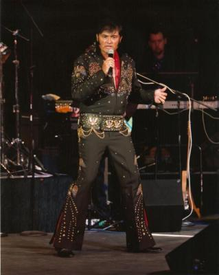 Mitchell Johnson | Vardaman, MS | Elvis Impersonator | Photo #3
