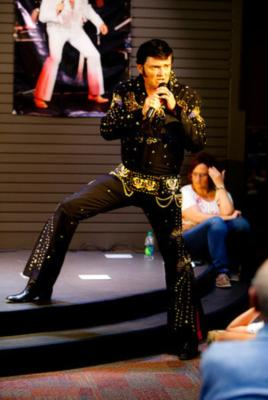 Mitchell Johnson | Vardaman, MS | Elvis Impersonator | Photo #20