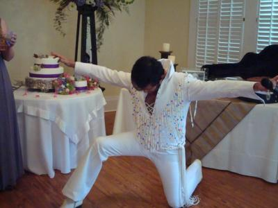 Mitchell Johnson | Vardaman, MS | Elvis Impersonator | Photo #12