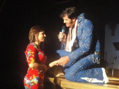 Mitchell Johnson | Vardaman, MS | Elvis Impersonator | Photo #2