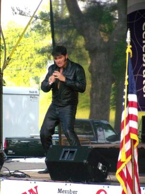 Mitchell Johnson | Vardaman, MS | Elvis Impersonator | Photo #23