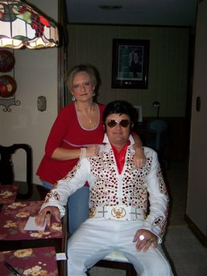 Mitchell Johnson | Vardaman, MS | Elvis Impersonator | Photo #4