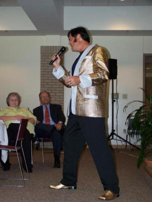 Mitchell Johnson | Vardaman, MS | Elvis Impersonator | Photo #14
