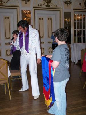 Mitchell Johnson | Vardaman, MS | Elvis Impersonator | Photo #18