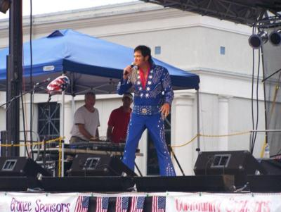 Mitchell Johnson | Vardaman, MS | Elvis Impersonator | Photo #19