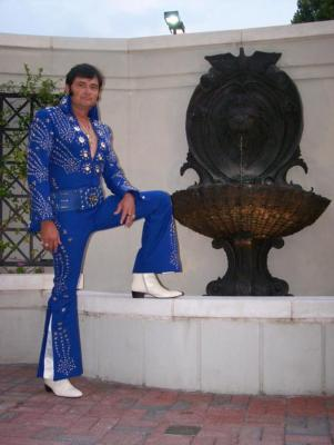 Mitchell Johnson | Vardaman, MS | Elvis Impersonator | Photo #21