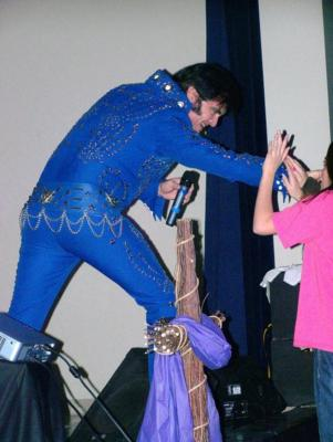 Mitchell Johnson | Vardaman, MS | Elvis Impersonator | Photo #25