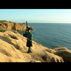 Chula Vista Bagpiper | Robert Burns