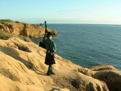 Robert Burns | San Diego, CA | Bagpipes | Photo #1