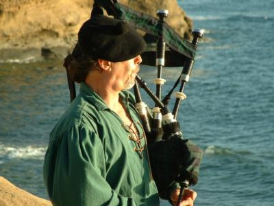 Robert Burns | San Diego, CA | Bagpipes | Photo #2